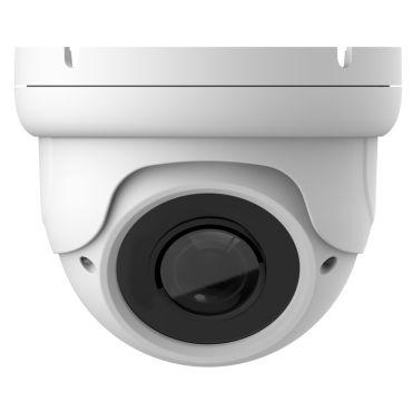 2 Megapixel HD-TVI/AHD/CVI/CVBS Varifocal Turret Security Camera with 100 ft Night Vision