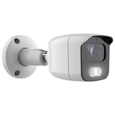 8 Megapixel 4-in-1 HD-TVI/AHD/CVI/CVBS Starlight Bullet Security Camera with 80 ft night vision