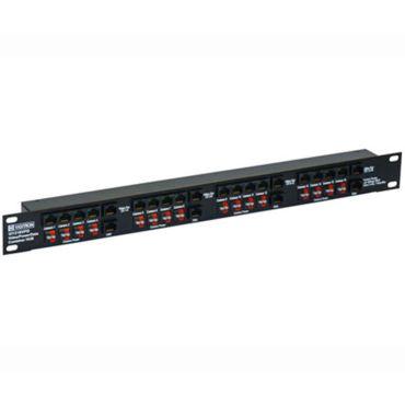 Vigitron 16 Channel Video & Data / Power Combiner Hub