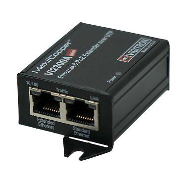 Vigitron Mini MaxiiCopper High-Speed/High Power Ethernet Extender over UTP